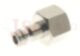 212 - rychlospojka zástrčka s vnitřním závitem - DN 5,0mm