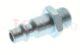 221AC - rychlospojka zástrčka ocelová s vnějším závitem - DN 5,5mm