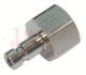 802 - rychlospojka zástrčka s vnitřním závitem - DN 2,7mm