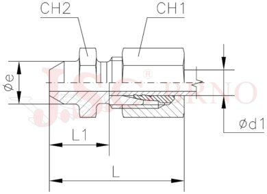 ASS 15L (M22x1,5)