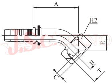 DKL45 06 12x1,5