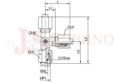 ELSD 15L (M22x1,5)