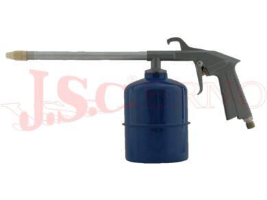 Pistole 41 se spodní kovovou nádobkou (900ml) vč. zástrčky, tlak max. 3bary