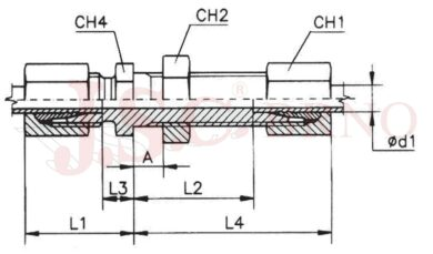 GSS 08L (M14x1,5)