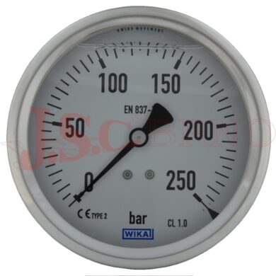MG3 100 -1/+0bar