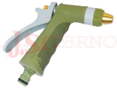SB4012 Rozstřikovač pistolový kovový se zástrčkou