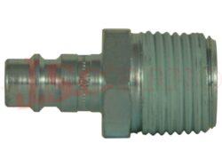 25SF AK... zástrčka, vnější kuželový závit, profil EU DN 7,6mm