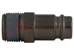 27SF AK... zástrčka, vnější kuželový závit, profil EU DN 10,4mm