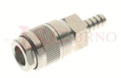 125 - rychlospojka zásuvka s vývodem pro hadice - DN 5,5mm