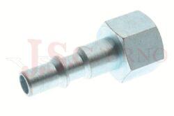 242AC - rychlospojka zástrčka ocelová s vnitřním závitem - DN 5,5mm