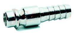 265 - rychlospojka zástrčka s vývodem pro hadice - DN 7,5mm
