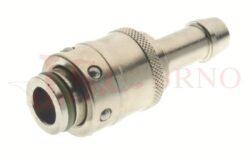 425 - rychlospojka zásuvka s vývodem pro hadice - DN 12,0mm