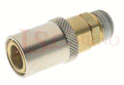 431 - rychlospojka zásuvka s vnějším závitem - DN 6,0mm