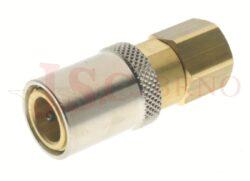 432 - rychlospojka zásuvka s vnitřním závitem - DN 6,0mm