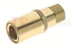 442SW - rychlospojka zásuvka bez uzávěru s vnitřním závitem - DN 9,0mm