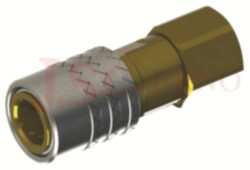 462 - rychlospojka zásuvka s vnitřním závitem - DN 6,0mm
