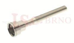 512 - rychlospojka zástrčka s vnějším prodlouženým závitem - DN 8,0mm