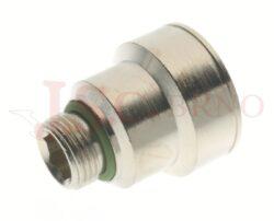 521 - rychlospojka zástrčka s vnějším závitem - DN 12,0mm