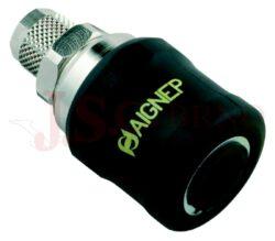 674 - rychlospojka zásuvka s vývodem na trubičku - DN 5,5mm