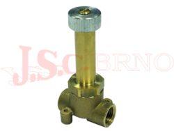 02F..... 2/2 NO přímo řízený solenoidový ventil
