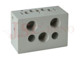 05V B2... zadní modulární deska ventilů VDMA2 - 18mm
