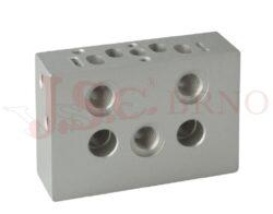05V B3... střední modulární deska ventilů VDMA2 - 18mm