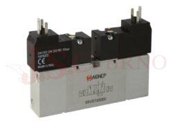 05V S1 5... - elektromagnetický ventil 5/2 dvoucívkový -dvě stabilní polohy