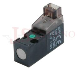07V 12 3... mini solenoidový 10mm ventil 3/2 s 90° konektorem