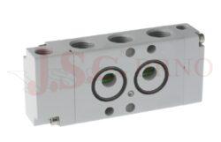 08V P1 5... pneumatický ventil 5/2 - bistabilní