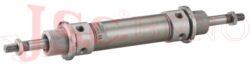 Válec AL..... řada A95 - dvoučinný, s magnetem a tlumením, 2 pístní tyče