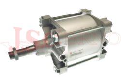 Válec EB....T ISO 6431 série E - jednočinný, s magnetem, v klidu zasunutý