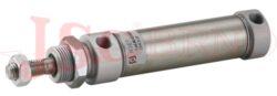 Válec MFN..... Mini ISO6432 - dvoučinný, s magnetem, zkrácené čelo
