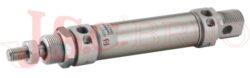 Válec MH..... Mini ISO6432 - dvoučinný, s magnetem a tlumením