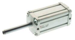 Válec PD....H ISO 15552 řada P - jednočinný, s magnetem, v klidu vysunutý