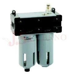 T300 - filtr s přimazávačem (velikost F+L 1-3)