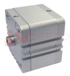 Válec WB..... řada COMPACT ISO 21287 - jednočinný, s magnetem, v klidu zasunutý