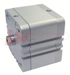 Válec WF..... řada COMPACT ISO 21287 - dvoučinný, s magnetem
