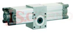 Válec XRF..... ISO 15552 řada X - rotační válec s regulací natočení +/-5°