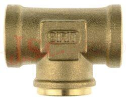 635..... T-adaptér s vnitřním metrickým závitem, typ A ; B