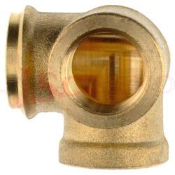 647..... adaptér rohový s vnitřním metrickým závitem, typ B
