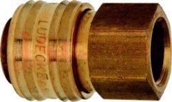 ES.....I - rychlospojka zásuvka s vnitřním závitem - DN 7,2mm