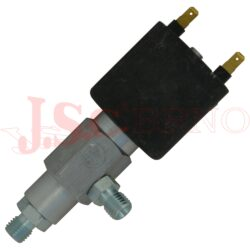 EV-118 ventil elektromag. DC24V, 2/2, 06L(M12x1,5), DN3.5, 8bar