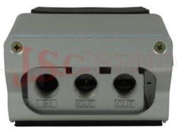"""FV420 G1/4"""" (nahr.G24-J-08) pneumatický pedál 4/2 (výfuk 1/4"""") (NAO)"""