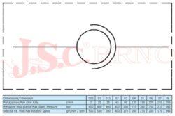 "GGIL 05 spojka otočná; 230 ot/min, 150/min, 280bar (G1"")"