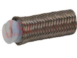 Hadicovina CLWB - teflonová hadice vrapová jednoopletová