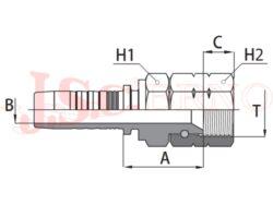 JIS-M 20 30x1,5