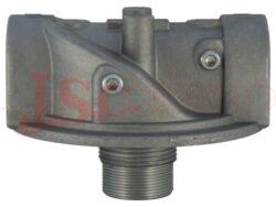 """MPS050SG 1T hlava filtru sací, G3/4"""", pro CS050+070 (černý ventil)"""