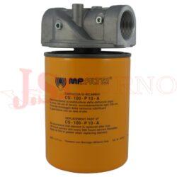 """MPS150SG 1T hlava filtru sací, G1.1/4"""", pro CS100+150 (černý ventil)"""