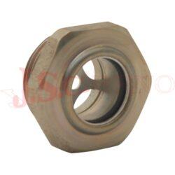 Olejoznak kruhový kovový