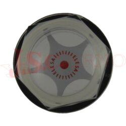 Olejoznak kruhový plastový